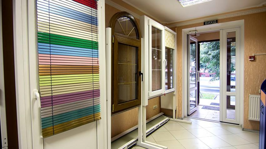 Купить двери в Виннице