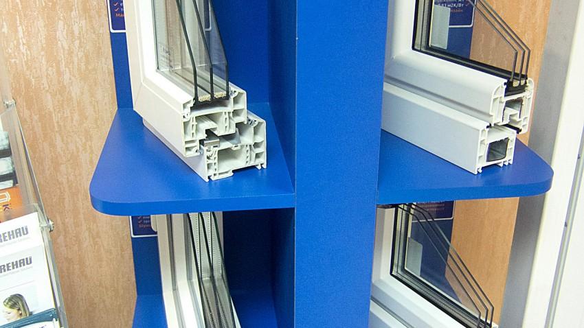 Купить пластиковые окна rehau в Виннице