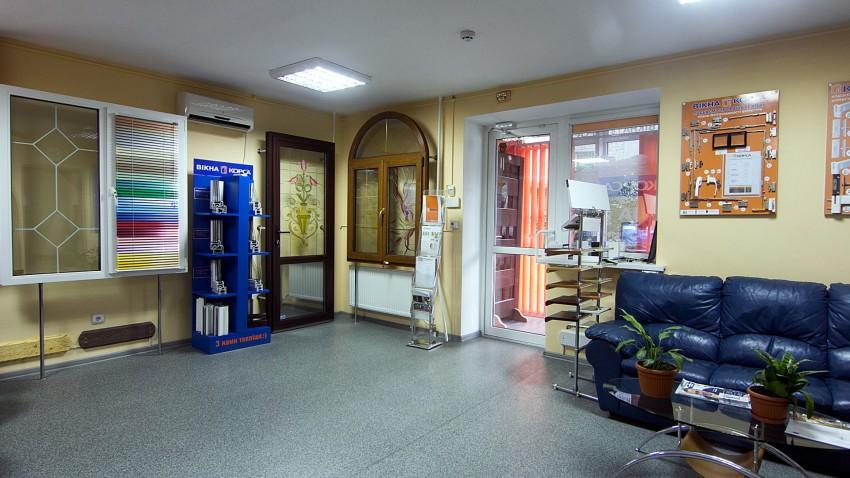 Купить пвх окна в Виннице