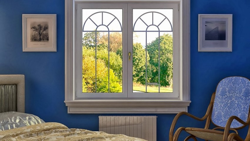Купити металопластикові вікна rehau в Сквирі