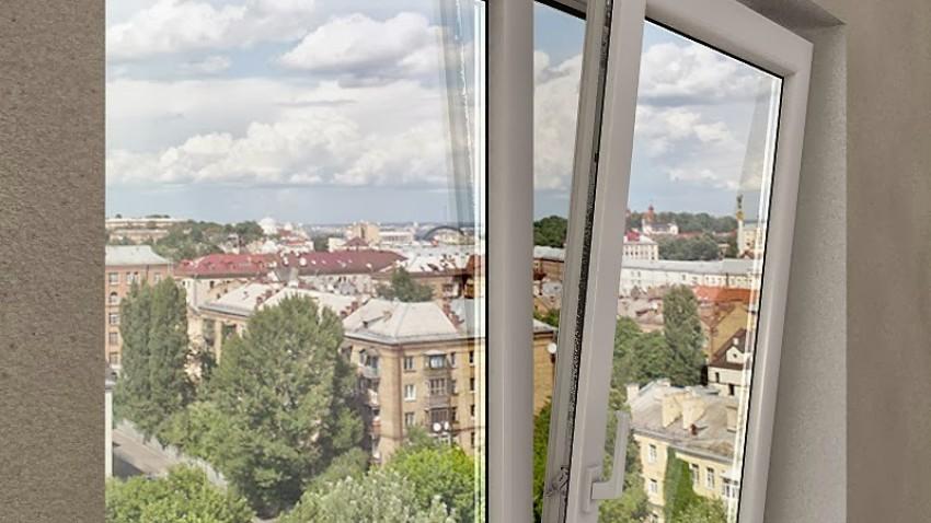 Купити металопластикові вікна rehau в Кіровському