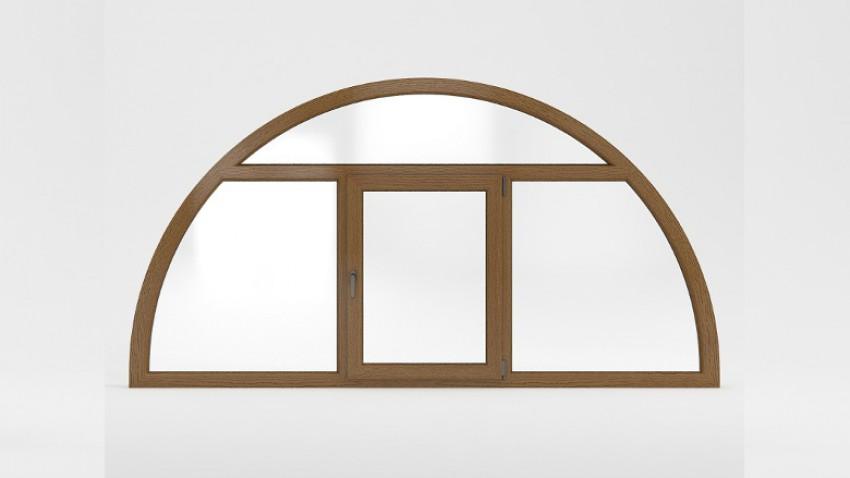 Окно Мост