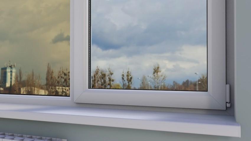 Тонированные окна