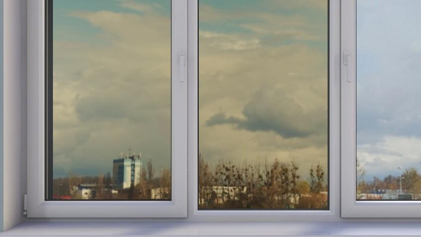Тоновані вікна