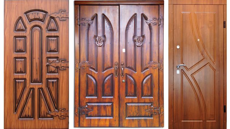 двери железные входные лифт